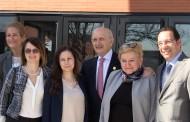 Una delegación del Ministerio de Salud polaco visita España en busca de mayor autonomía para sus enfermeras