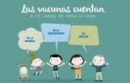 La enfermería, defensora de la vacunación