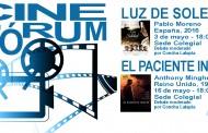 Un cinefórum inaugura el programa de actividades del centenario del Colegio de Enfermería de Huesca