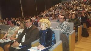 Jornada sobre actividad física en Lugo. Imagen: Raquel González Arias