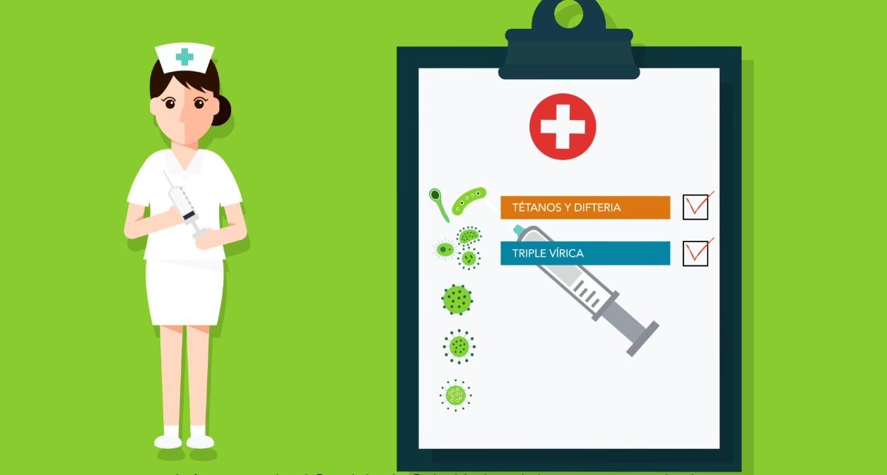 Sanidad denigra a la enfermería con una imagen anacrónica, machista y sexista de los profesionales en un vídeo promocional
