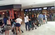 "Sesiones ""teta"", cine para mujeres lactantes"