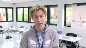 Olli Bescher (Vårdförbundet Student)