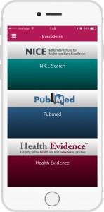 A través del buscador se tiene acceso a la más actualizada información científica