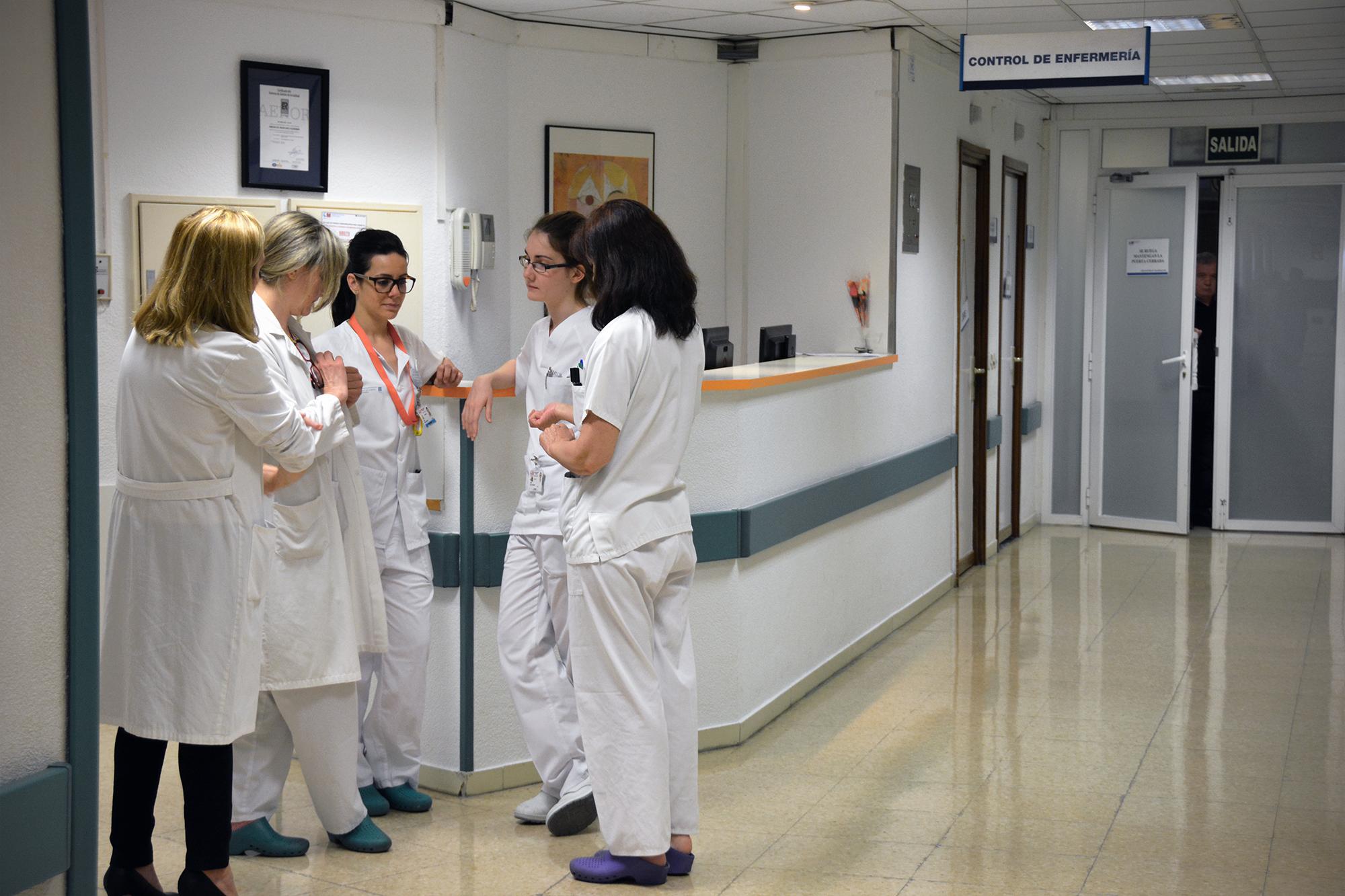 La enfermería apela a la historia de la profesión como ejemplo de lucha de la mujer por sus derechos