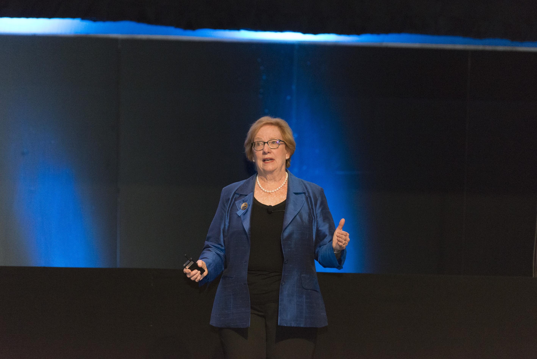 Linda Aiken confirma su presencia como ponente en el Congreso del CIE en Singapur
