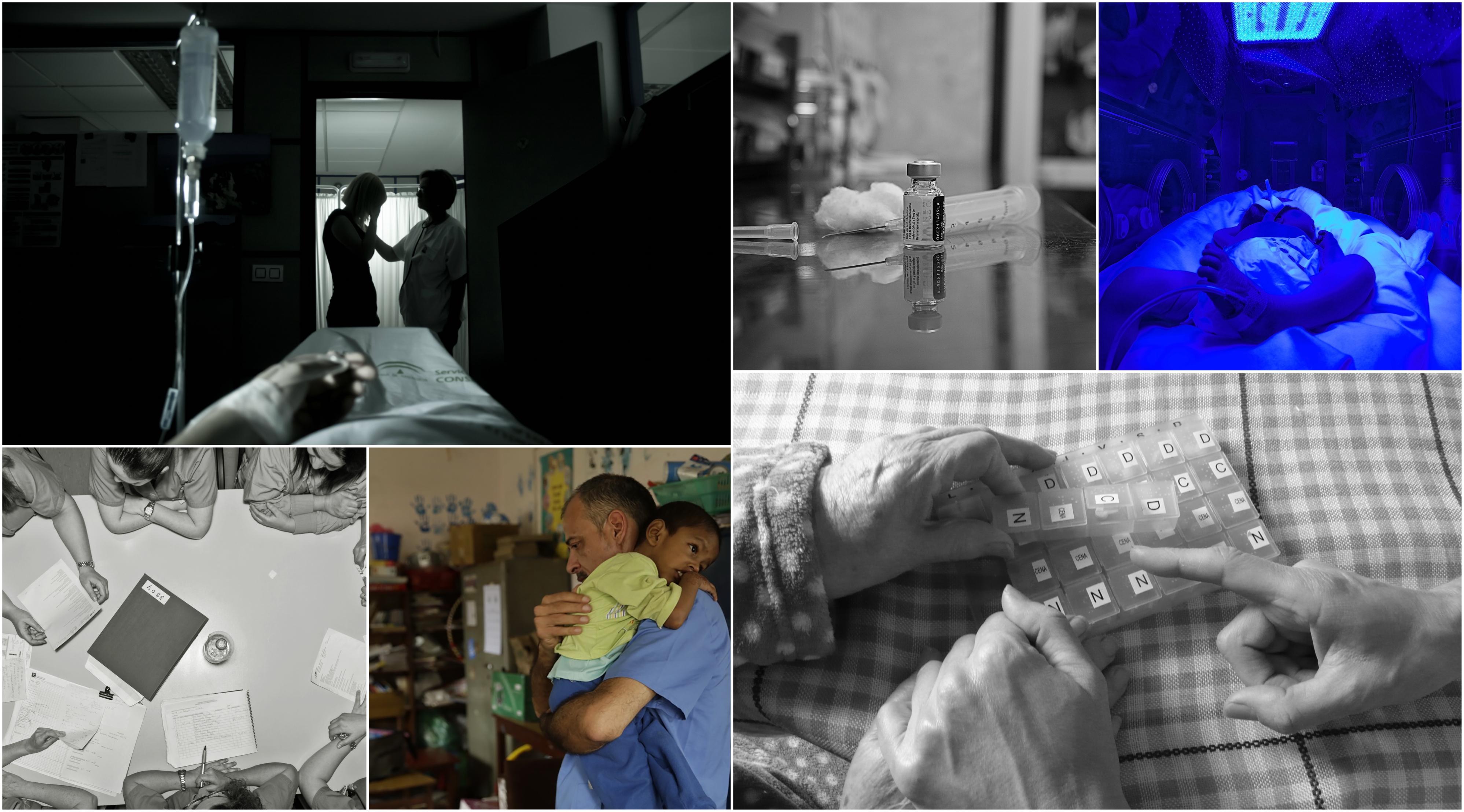 Ya se conocen los 12 finalistas del premio FotoEnfermería