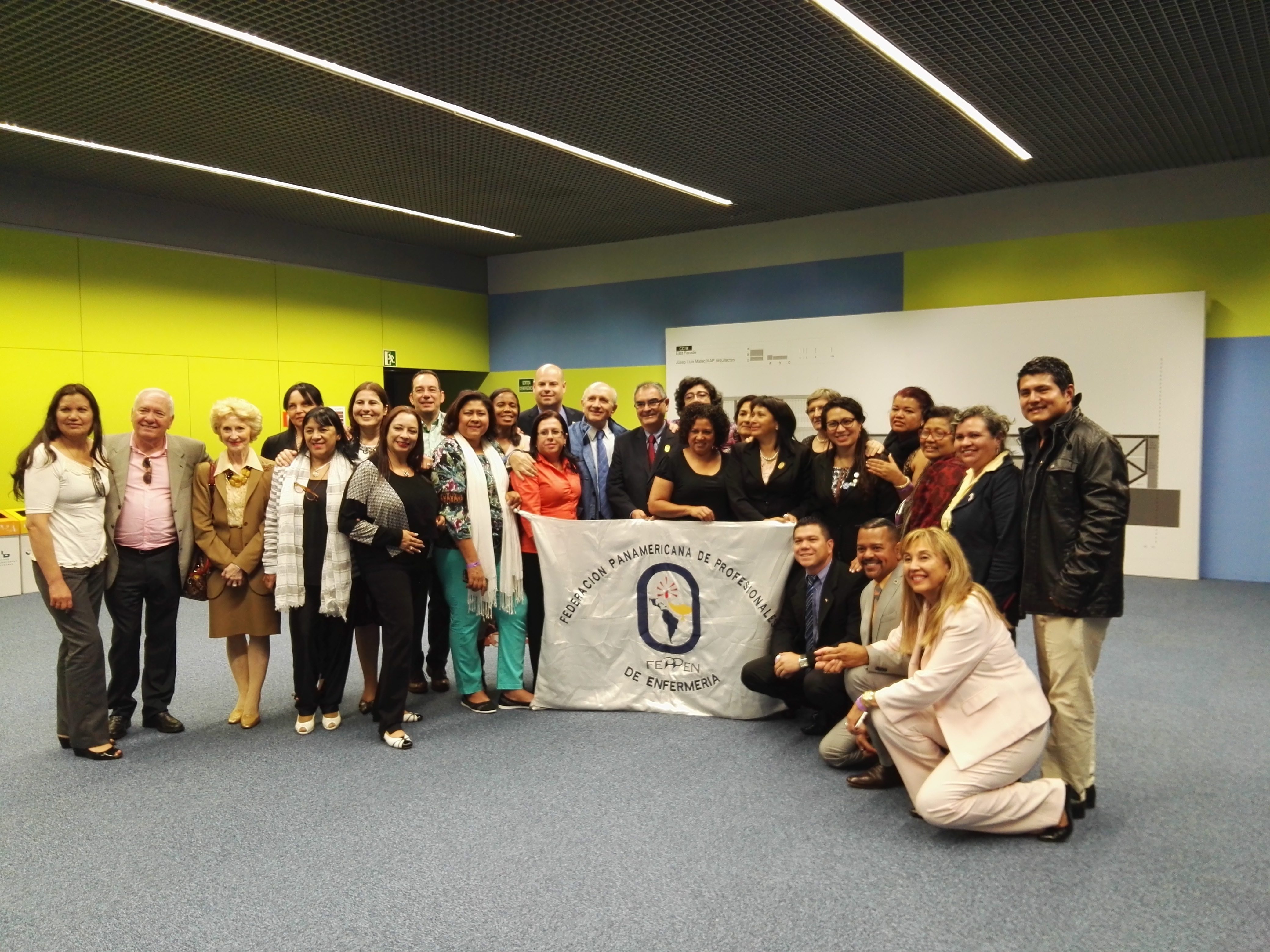 La enfermería de América Latina multiplica por diez su asistencia a un Congreso Internacional en Barcelona 2017