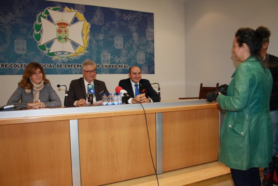 Ciudad Real pone en marcha el Programa Retorno para ayudar a enfermeros con adicciones