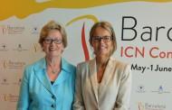 La española M.ª Eulalia Juvé elegida miembro de la Junta Directiva del Consejo Internacional de Enfermeras