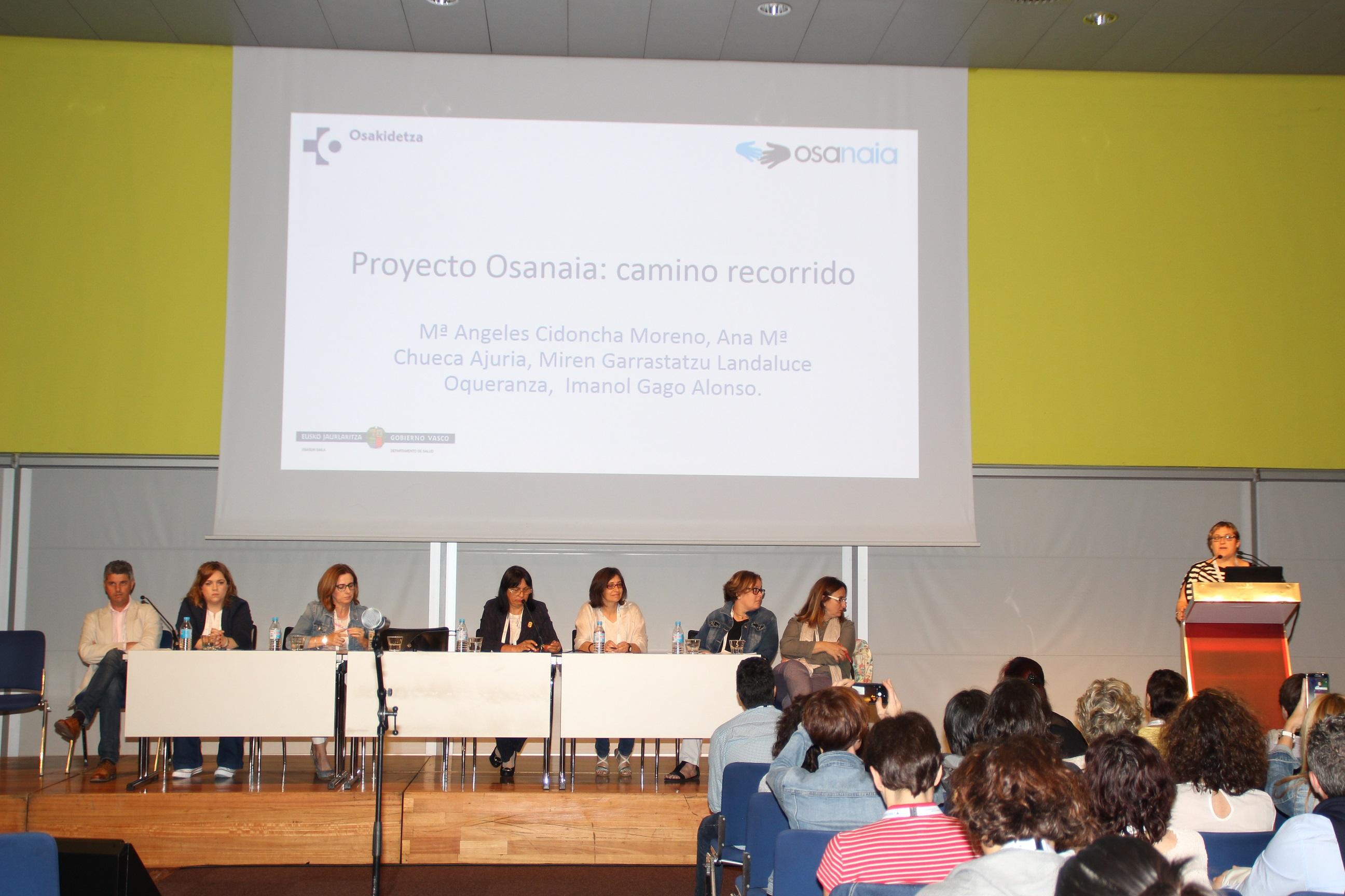 País Vasco presenta en Barcelona su experiencia y liderazgo en la gestión de cuidados