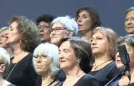 La Coral del Vall d'Hebrón pone voz al Himno de la Enfermería