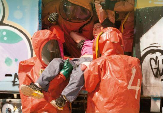 La enfermería, preparada para un ataque terrorista con bomba química en el nuevo número de la revista Enfermería Facultativa