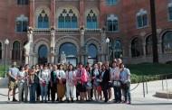 Enfermeras de todo el mundo conocen de cerca cómo trabaja la enfermería española