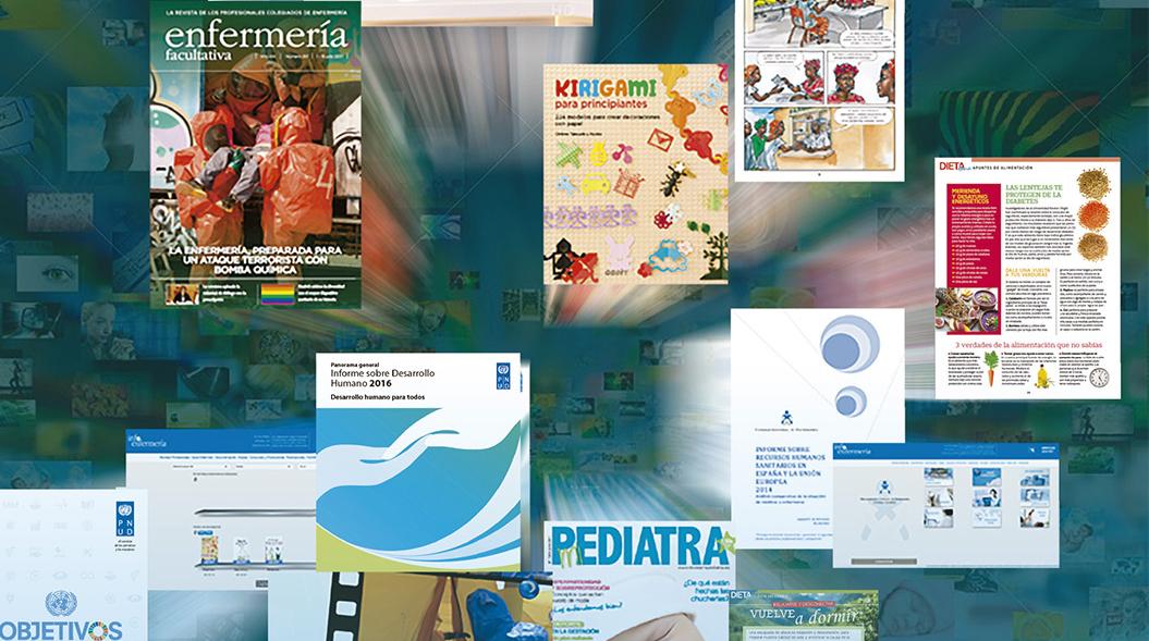 La nueva versión de InfoEnfermería, en la revista Enfermería Facultativa