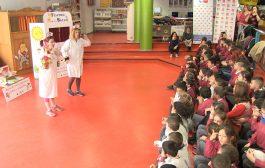 Guiñoles enfermeros para enseñar hábitos saludables a los niños