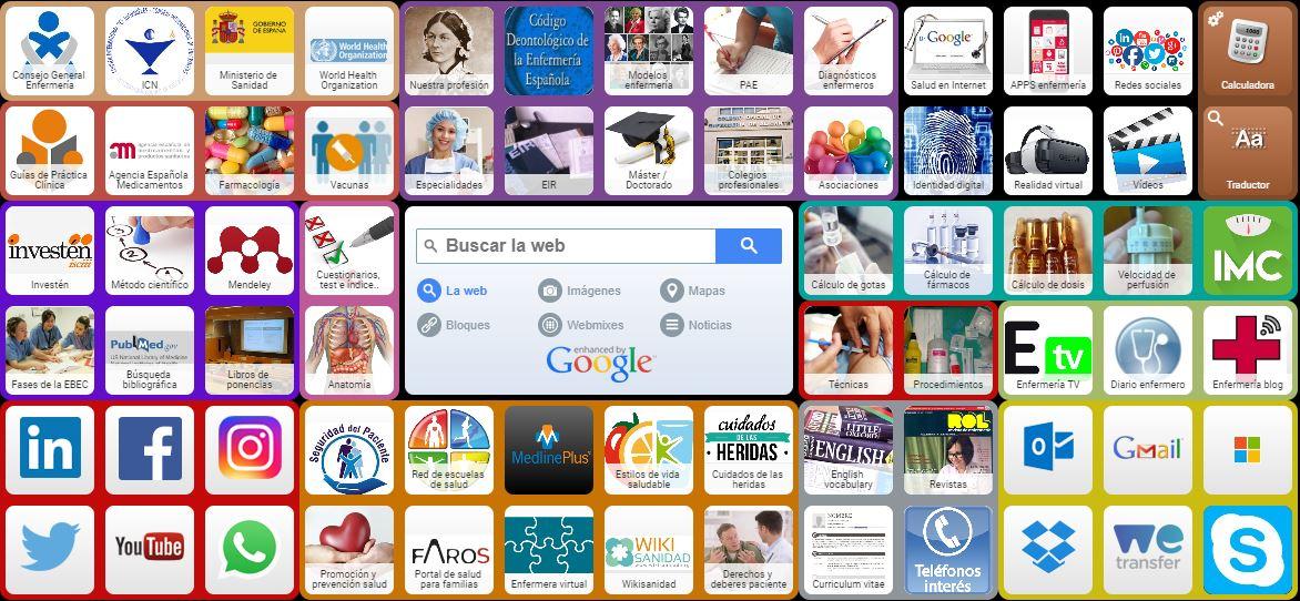 Nace el escritorio virtual de la enfermera - Noticias de enfermería ...