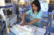 Comunicación e información enfermera después de un parto prematuro