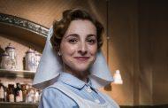 "Anna Moliner: ""Mi papel en <i>Tiempos de guerra</i> es un homenaje a mi madre que es enfermera"""