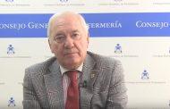 El presidente del CGE se dirige a los enfermeros españoles a través de Canal Enfermero para explicar el acuerdo de prescripción