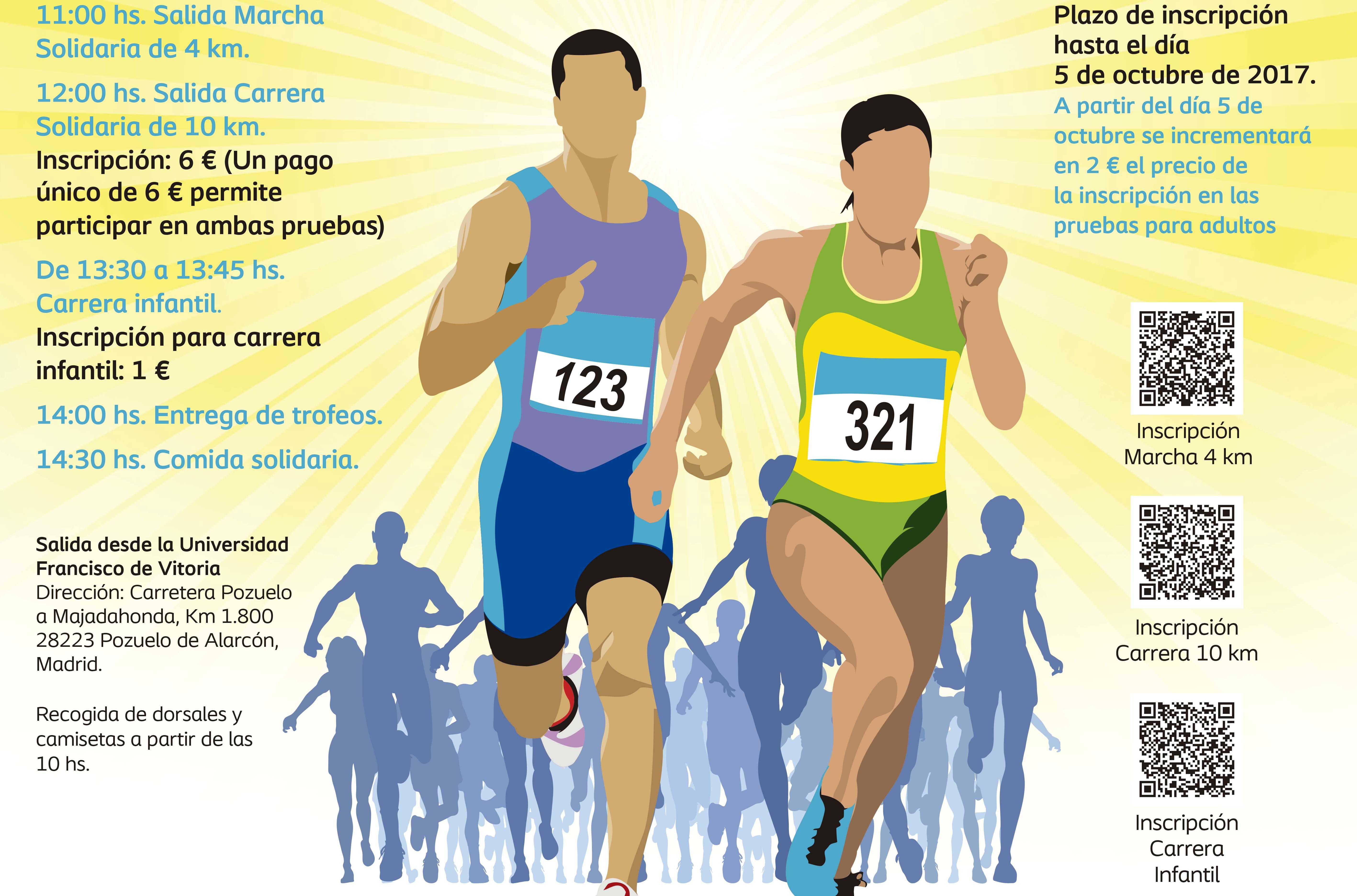 Majadahonda y Pozuelo de Alarcón escenario este domingo de la II Carrera de Apoyo al Ostomizado