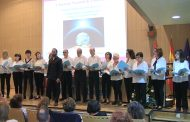 El himno de la enfermería clausura las X Jornadas de Investigación de Móstoles