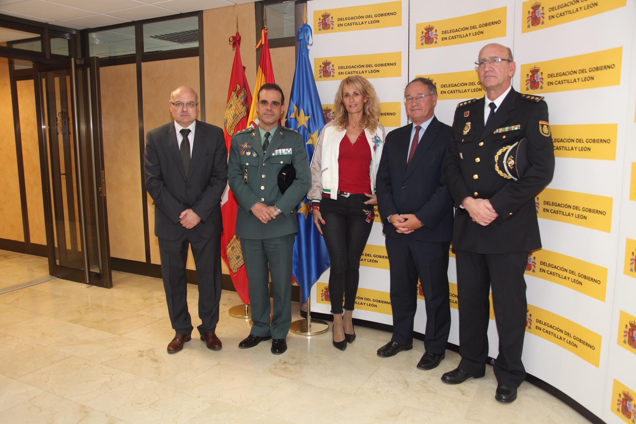 Castilla y León pone en marcha el interlocutor policial para evitar agresiones al personal sanitario