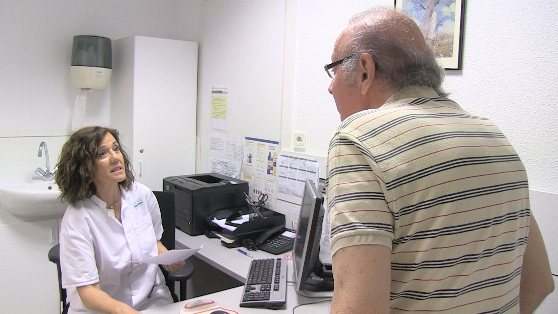 Un estudio muestra que una consulta específica de enfermería detectaría antes las enfermedades hepáticas