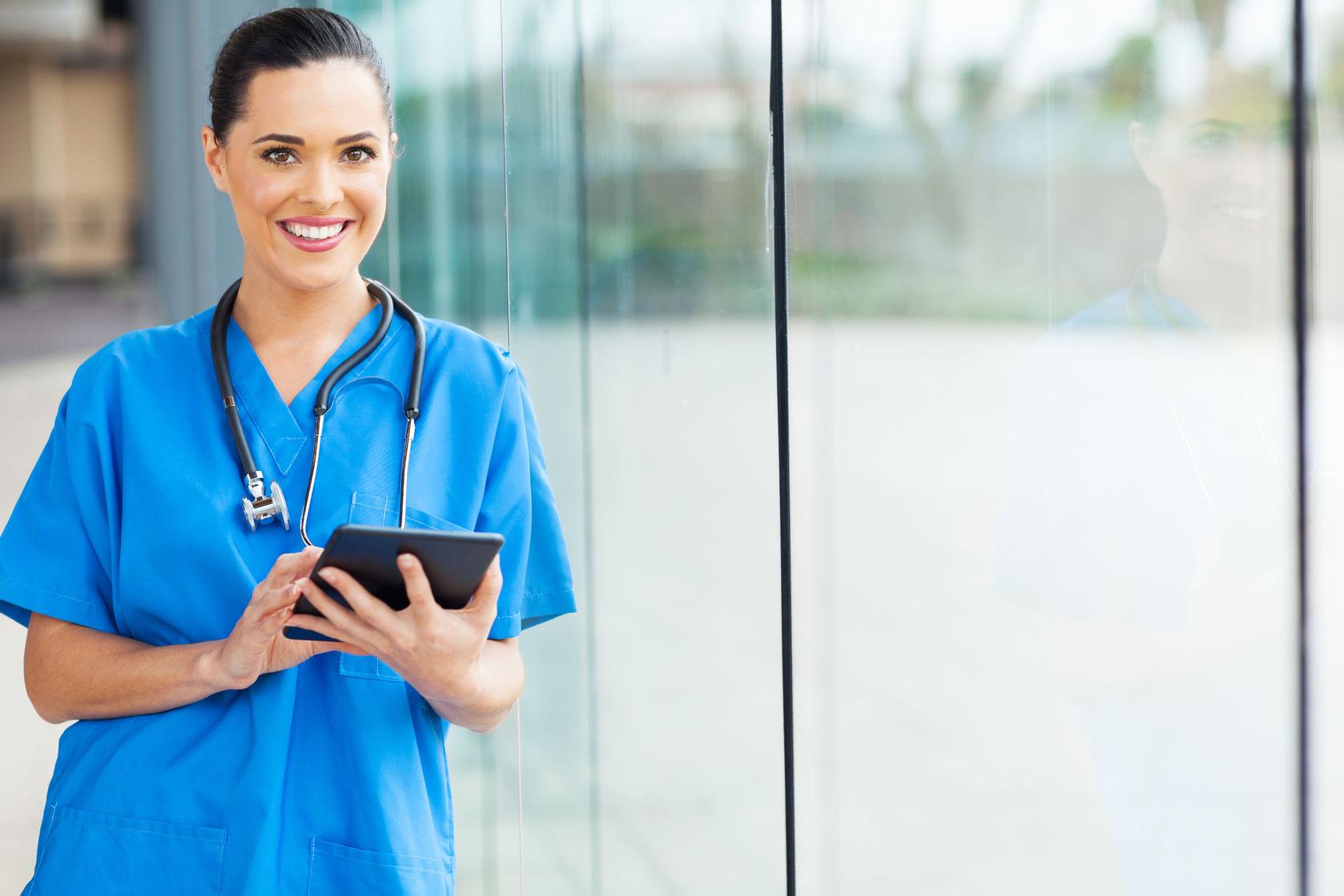 Enfermera informática, un trabajo con futuro