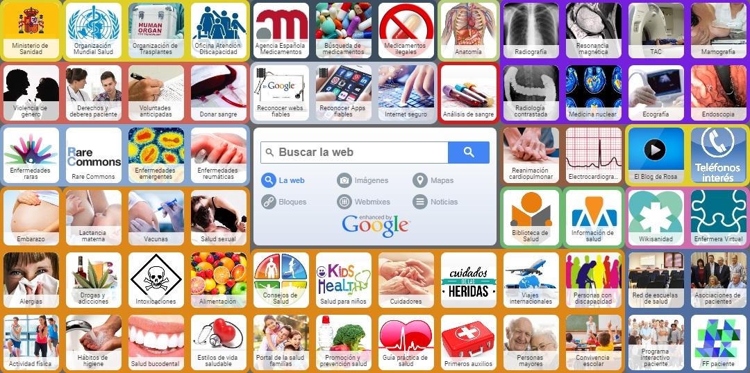 Información de salud fiable con tan sólo un clic
