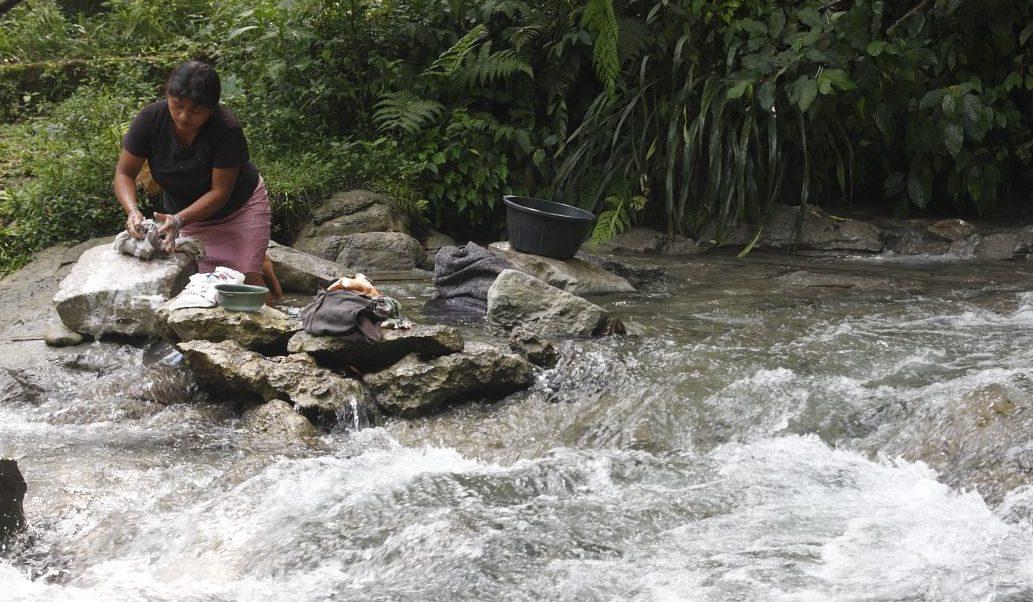El reto del agua en Ixcán, Guatemala