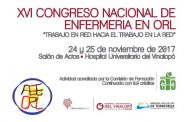 La enfermería en Otorrinolaringología da respuesta a los nuevos retos en su próximo congreso de Elche
