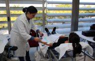 Guadalajara se vuelca con la donación de sangre