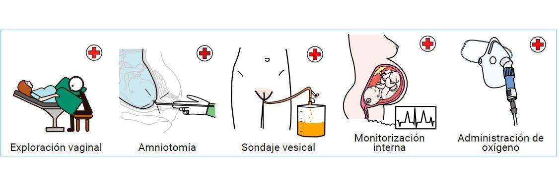 El Hospital Miguel Servet de Zaragoza edita pictogramas para la atención obstétrica de mujeres extranjeras