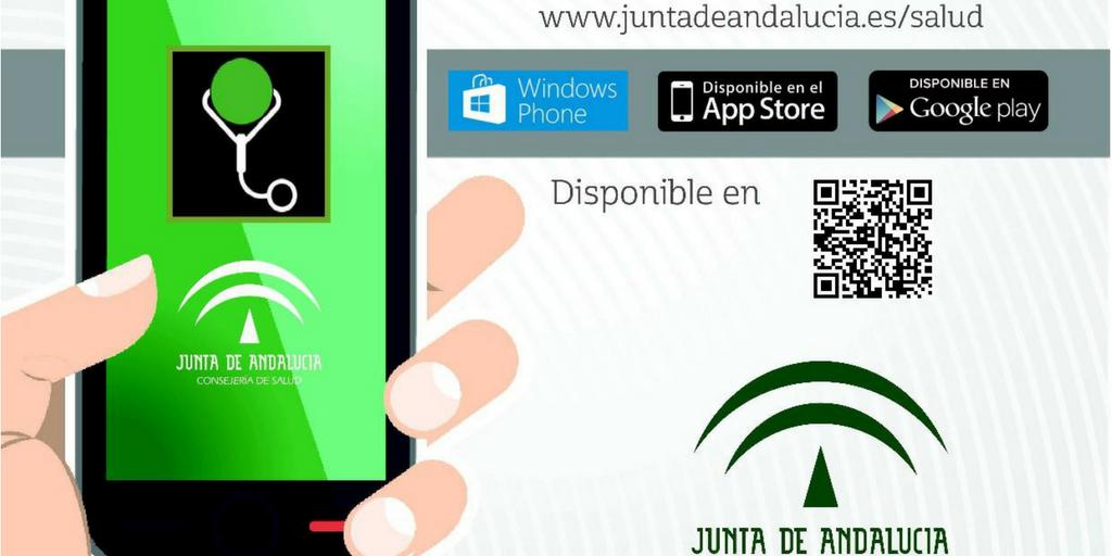 Los andaluces gestionan casi un millón de citas con enfermería de Atención Primaria a través de la app