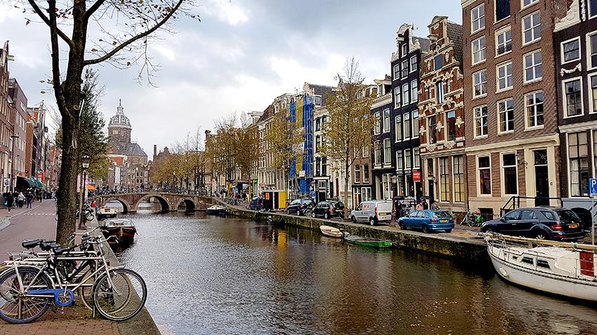 Ámsterdam: la ciudad en la que todo está permitido