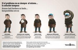 Navarra lanza una campaña para promover un uso más eficiente de los servicios sanitarios