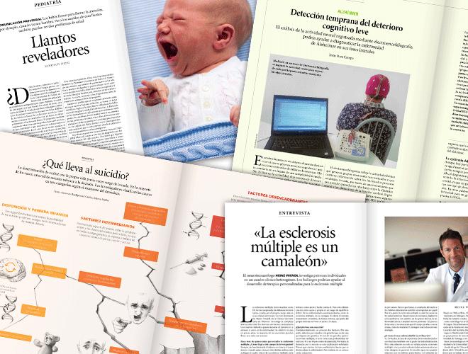 """La revista """"Mente y Cerebro"""" se incorpora a InfoEnfermería y ofrece descuentos a todos los enfermeros que quieran suscribirse"""
