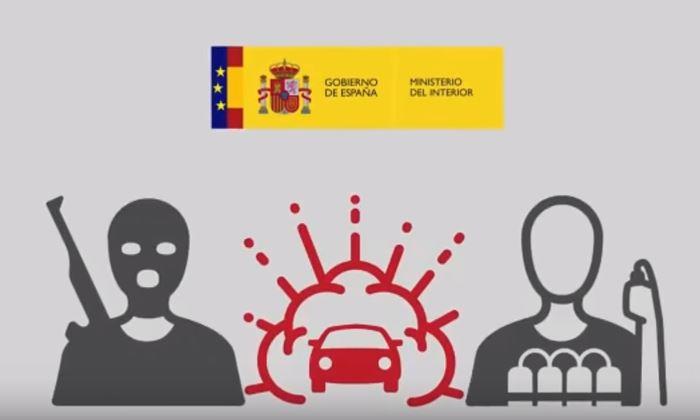 #QuéHacerEnUnAtentado, las claves del Ministerio del Interior para reaccionar ante un atentado terrorista