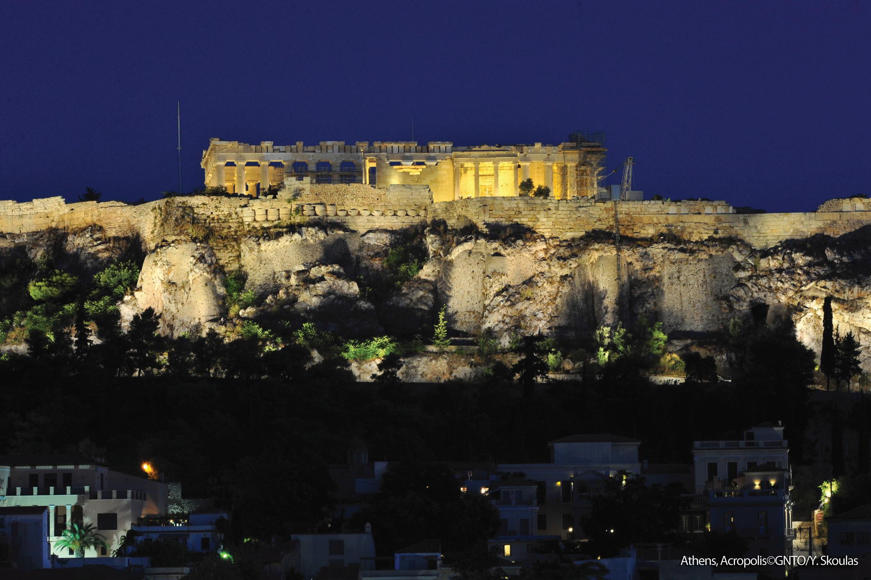 Atenas, una ciudad en la que todo tiene algo que contar
