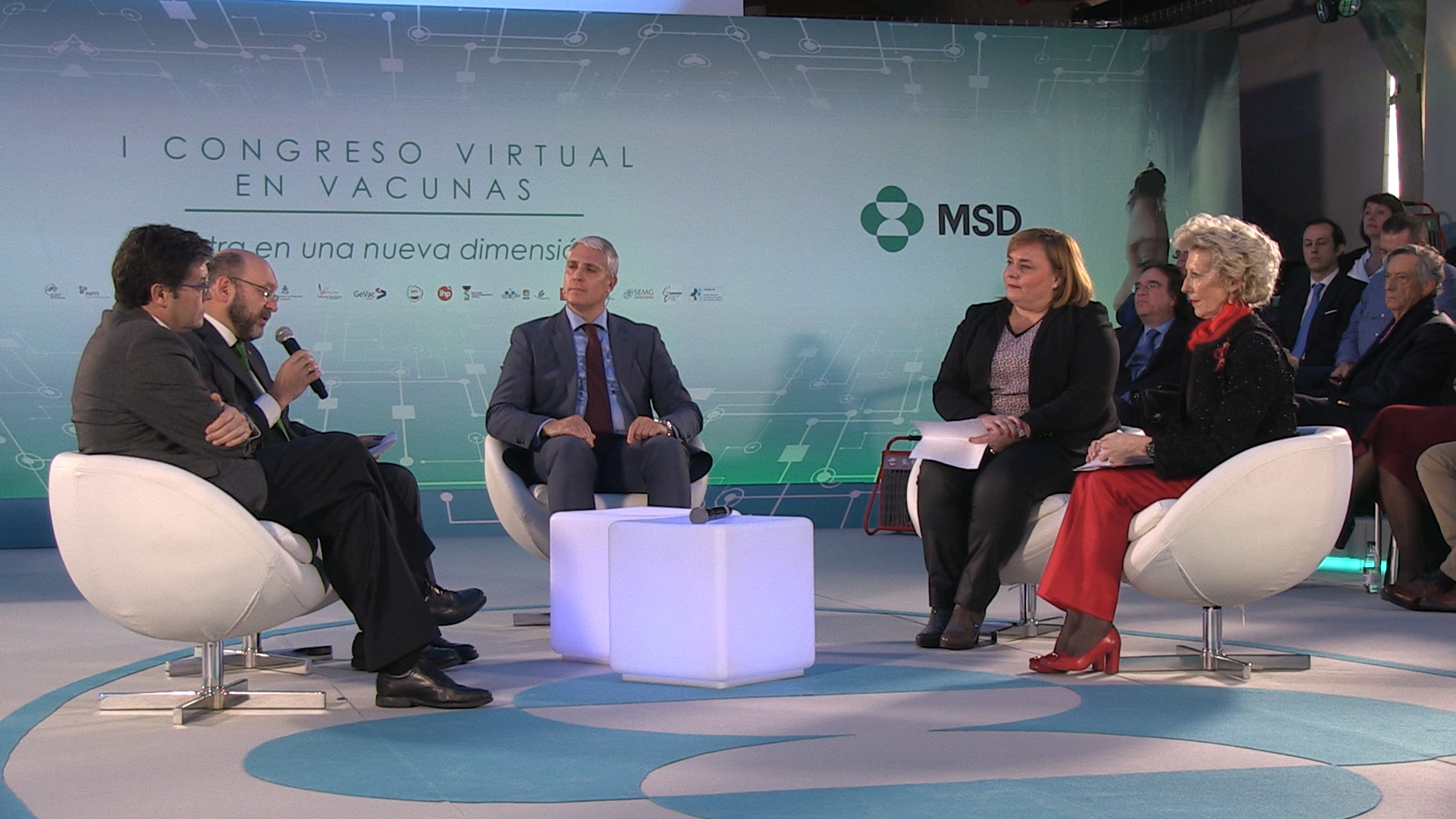 Récord de inscritos en el I Congreso Virtual de Vacunas de MSD
