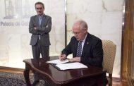 Firmado el convenio que regula la integración de los estudios de Enfermería en la Universidad de La Rioja