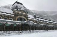 Canfranc: tierra de nieve y espías