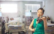 Música en Vena: un oasis musical para pacientes y sanitarios