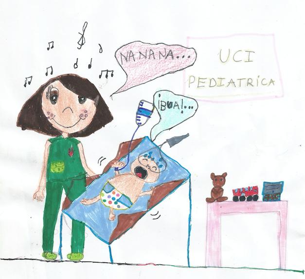 El concurso de dibujo del Consejo General de Enfermería ya tiene ganador