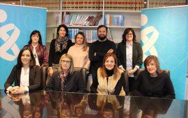 Arantxa Osinaga, nueva presidenta del Colegio de Enfermería de Navarra