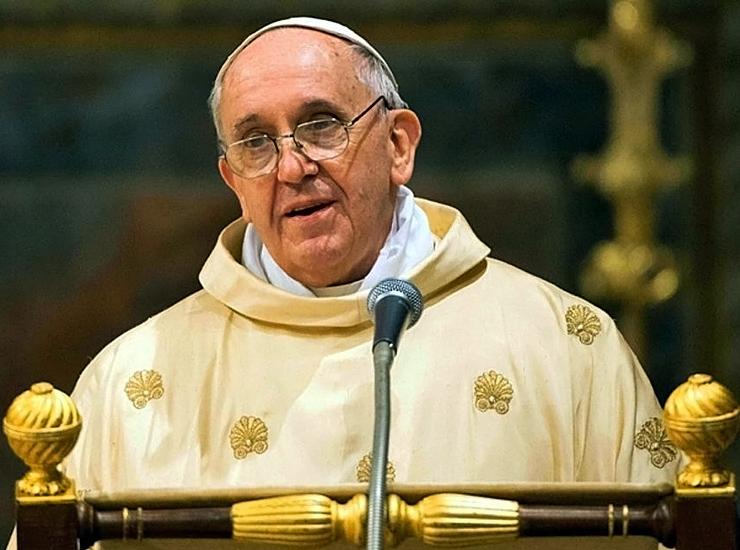El Papa destaca la