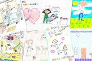 El nuevo número de Enfermería Facultativa muestra el ganador y los participantes del concurso de dibujo del CGE