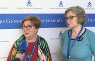 """Carmen Sánchez: """"Las enfermeras tienen que hacer educación en salud desde la escuela"""""""