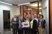 El Colegio de Huesca celebra su centenario en el cupón de la ONCE